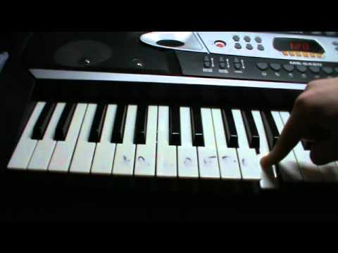 Как научиться играть на пианино с нуля самому